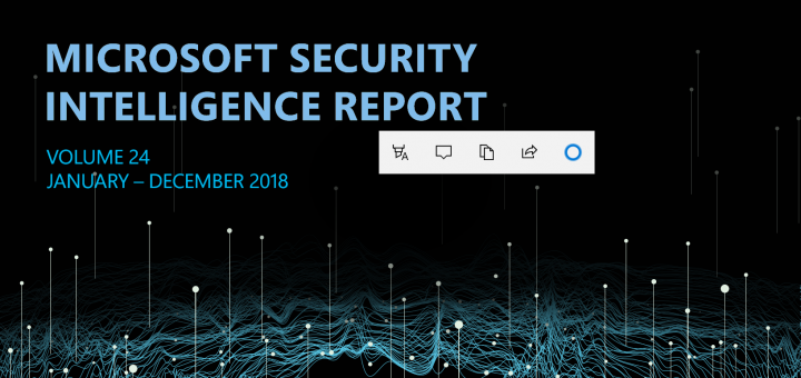 Microsoft Security Intelligence Report